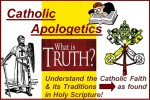 . Catholic Apolgetics